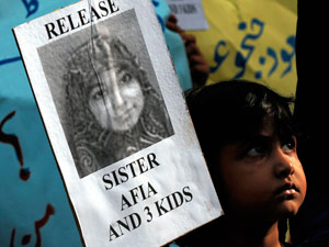 Child Protesting